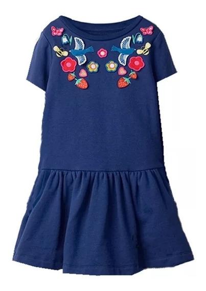 Vestido Para Niña Estilo Jumping Beans Y Carters Algodón