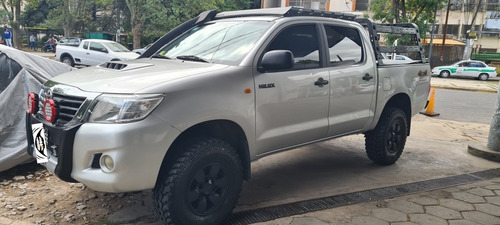 Toyota Hilux 2.5 Dx 4x4 Pack Acepto Permuta Esta Nueva