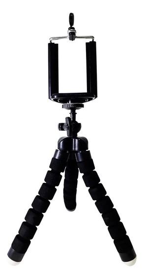 Mini Tripé Flexível Celular Câmeras Retiradas Em Joinville