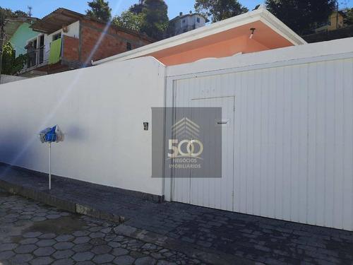 Casa À Venda, 100 M² Por R$ 380.000,00 - Fazenda Santo Antônio - São José/sc - Ca0418