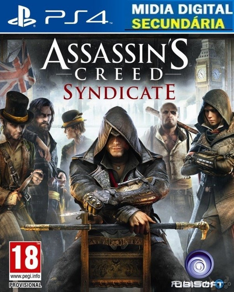 Assassins Creed Syndicate 2ª Ps4