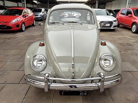 Volkswagen Fusca 1200 6 Volts