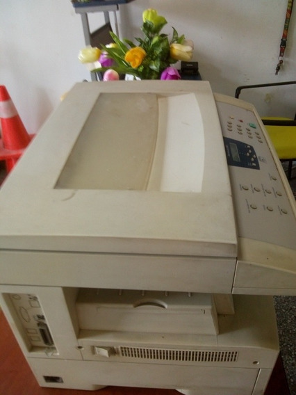 Impresora Xerox Para Respuesto Modelo M15