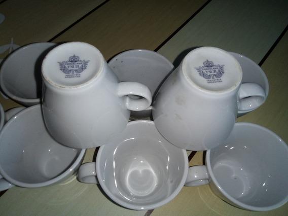 Pocillos Café.tsuji. Porcelana