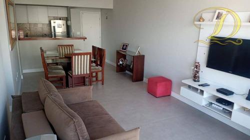Apartamento Com 2 Dormitórios Suítes Na Ocian A 100 Metros Da Praia. - Ap4183