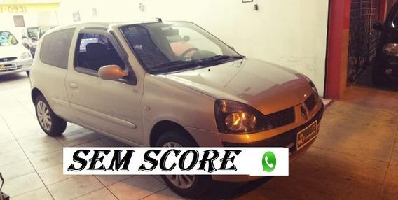 Renault Clio 2004 Financiamento Score Baixo Veiculos Usados