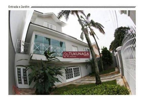 Sobrado Com 5 Dormitórios À Venda, 292 M² Por R$ 1.790.000,00 - Jardim Franca - São Paulo/sp - So0841