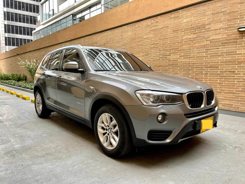 Bmw X3 2015 2.0 F25 Xdrive20d Executive