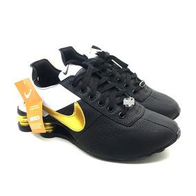 2df0895ca10 Tenis Nike Shox Dourado - Nike para Masculino no Mercado Livre Brasil