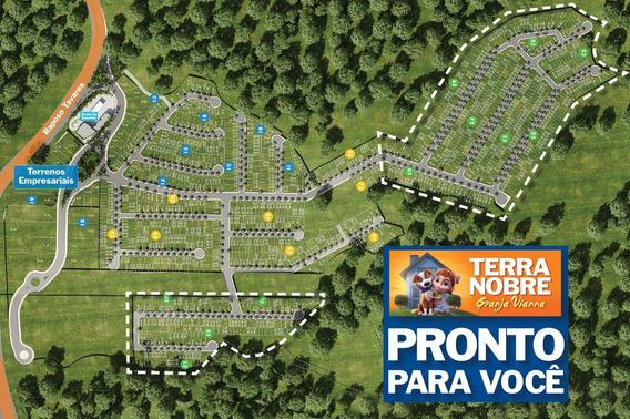 Terra Nobre Granja Viana Terreno 125m - Km 37 Raposo