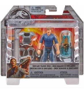 Jurassic World Owen Domador De Dinosaurios Nuevo Empaque