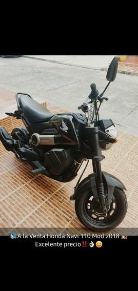 Honda Navi At 110cc