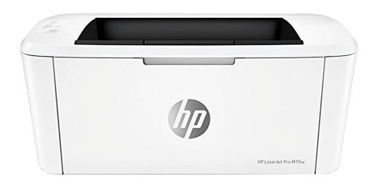 Impresora Laser Monocromatica Hp M15w 19ppm Usb Wifi Bagc