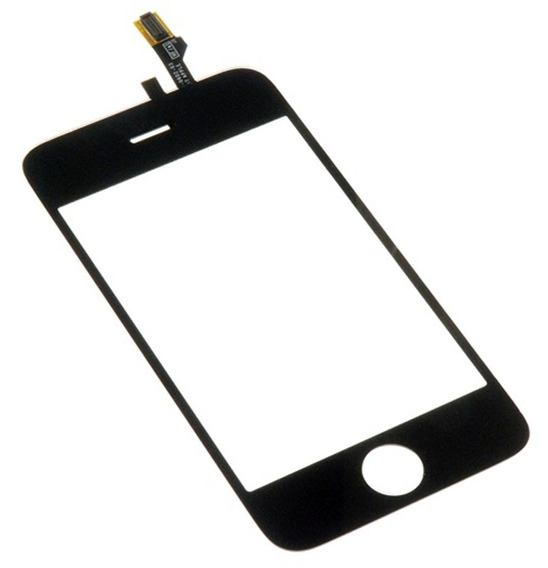 Touch Screen 3gs Preto Flex 821-0733a