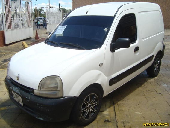 Renault Kangoo - Sincrónica