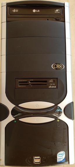 Desktop Intel Quad Cpu 4 Gb Ram