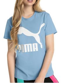 Playera Atletica Classics Logo Mujer 32 Puma Full 576242