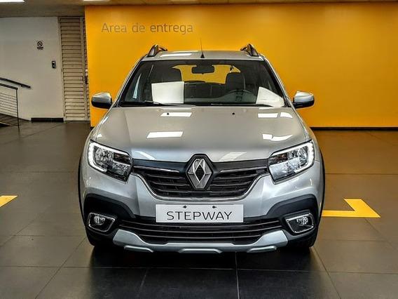 Renault Stepway Zen 1.6sce 0km 2020 (mac)