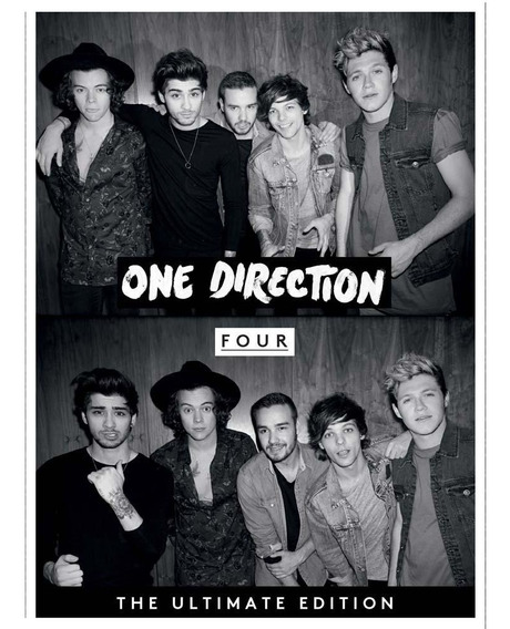 Cd One Direction - Four - Deluxe