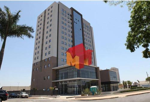 Imagem 1 de 11 de Sala Para Alugar, 42 M² Por R$ 1.200,00/mês - Vila Belvedere - Americana/sp - Sa0016