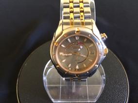 Relógio De Pulso Feminino Seiko Kinetic Indicator Sq 50