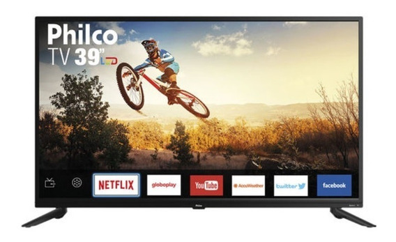 Smart Tv Led 39 Ptv39e60sn Hd Com Conversor Digital