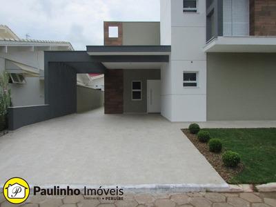 Está Pronta Para Sua Família Morar E Ficar No Condomínio Fechado Aldeia Da Juréia Na Praia De Peruíbe. - Ca02597 - 4539574