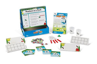 Eta Hand2mind Tenframes Games For Classroom Or Home Ages 5
