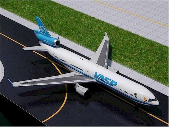 Maquete/miniatura Avião Md-11 Vasp 1:400