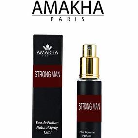 Perfumes Amakha Paris - Strong Man - 15ml