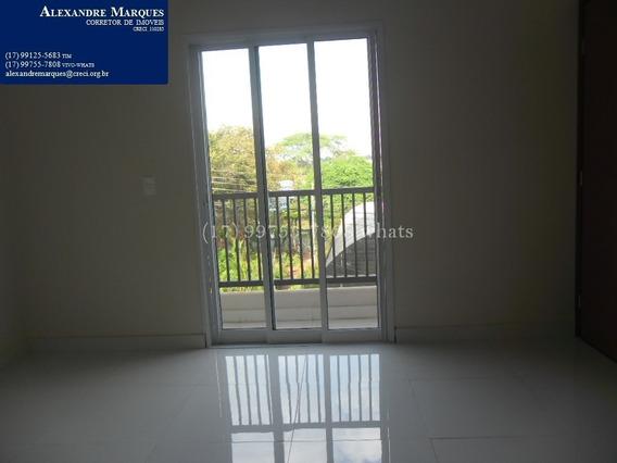 Apartamento 1 Quarto(s) Para Venda No Jardim Panorama Em São José Do Rio Preto Próximo Da Famerp, Hospital De Base, Muffato. - Apa192