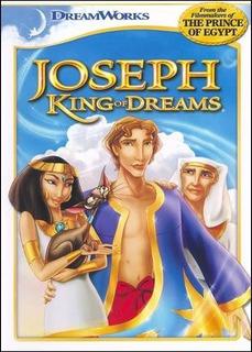 José El Rey De Los Sueños - Animacion - La Biblia Dvd