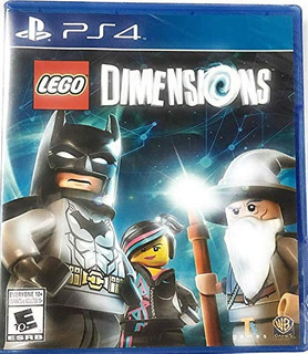 Ps4 Ps4 Lego Dimensions Game (disc Only)