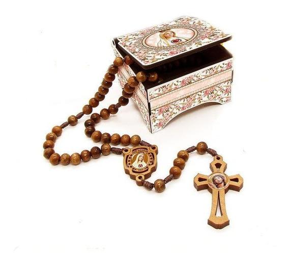 Terço Catolico Rosario Nossa Senhora De Fátima