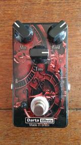 Steampunk Red Delay Darta Effects