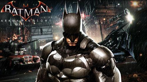 Jogo Batman Arkham Knight Pc Mídia Digital Offiline