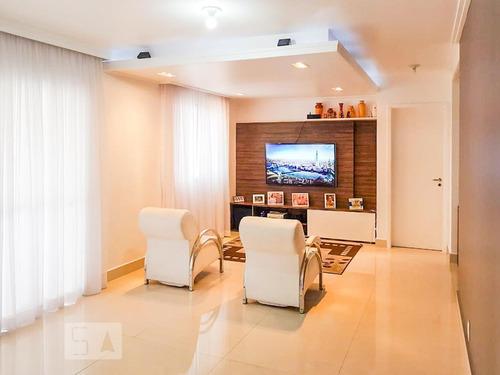 Apartamento À Venda - Campo Belo, 3 Quartos,  123 - S893085723