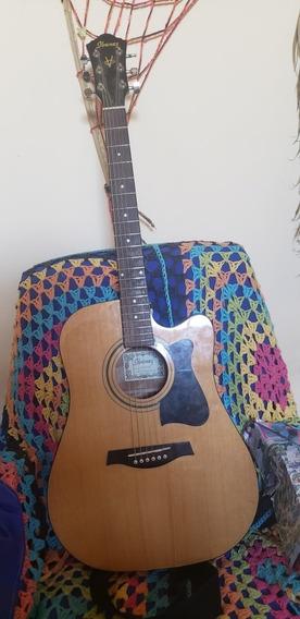 Guitarra Electroacústica Ibanez V72 Ece