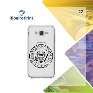 Capinha Personalizada Samsung Galaxy J7