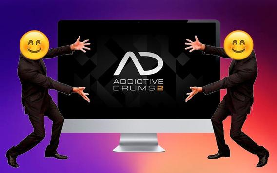 Addictive Drums 2 -solo Mac