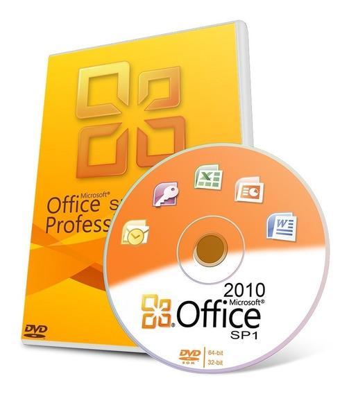 Office Professional 32 Bits Edicao 2010