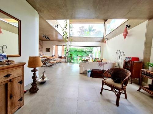 Imagem 1 de 30 de Sobrado Arquitetônico Para Venda No Bairro Boaçava, 4 Dorm, 4 Suíte, 6 Vagas, 475 M, 695 M - 1331