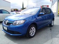 Renault Sandero Expression Aut, Nuevo, Reestrene
