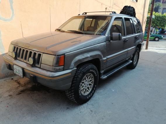 Jeep Grand Cherokee Grand Cheroke Límite