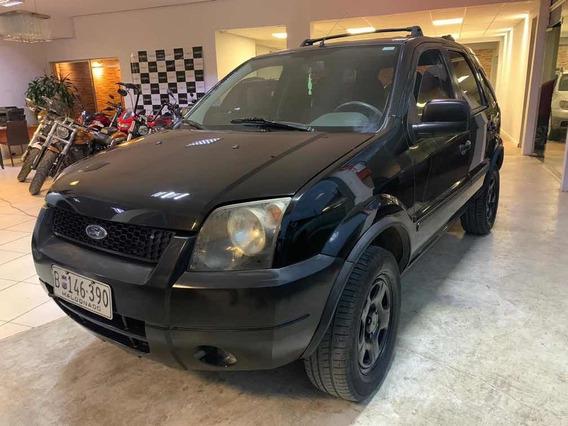 Ford Ecosport 1.6 Xls Seguridad 2005 Muy Cuidada! Aerocar