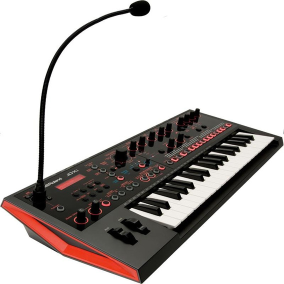 Teclado Sintetizador Roland 37 Teclas Jd-xi Com Efeitos