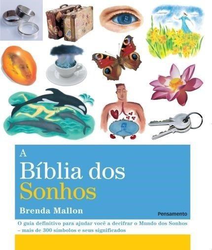 Livro A Bíblia Dos Sonhos Brenda Mallon