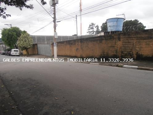 Galpão Para Locação Em São Bernardo Do Campo, Paulicéia - 2000/849 G