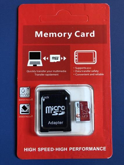 Cartao Micro Sd 512gb Huawei Classe 10