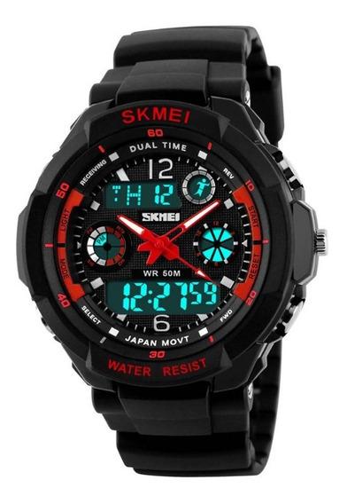 Relógio Masculino Skmei 0931 Esportivo Original Frete Gratis